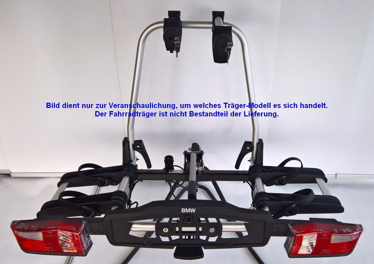 leuchtenarm links f r fahrradtr ger bmw pro 2 0. Black Bedroom Furniture Sets. Home Design Ideas